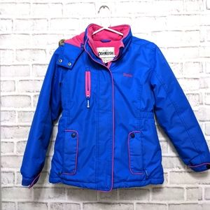 Girls Oshkosh Winter Coat Size 10
